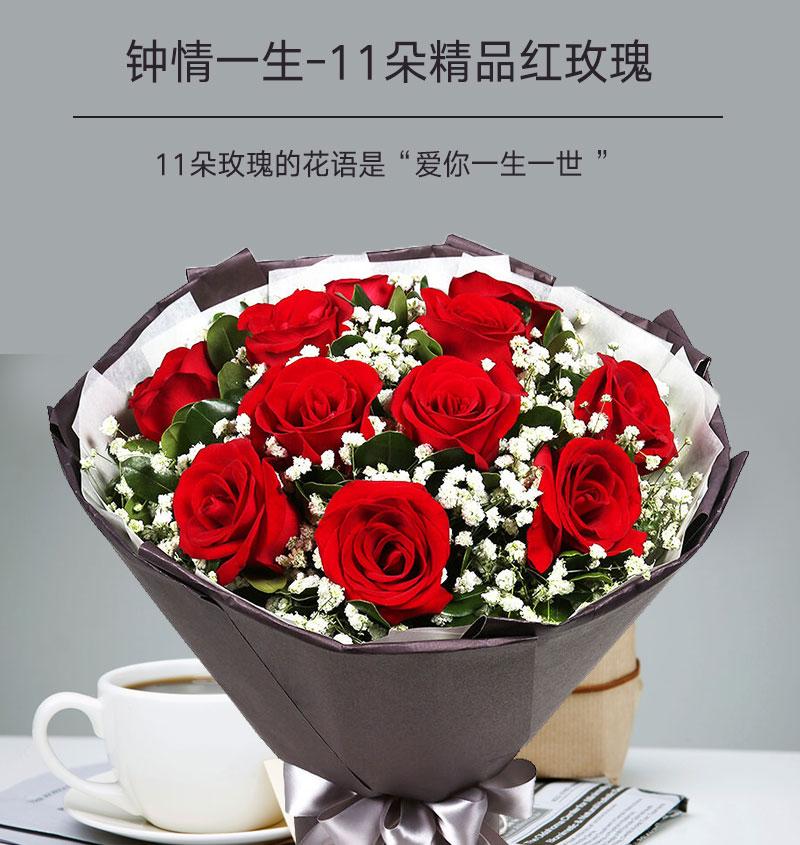 送什么花給女朋友最好