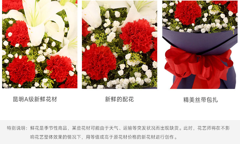 異地如何送花