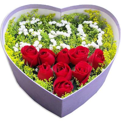 情人节送花送几朵