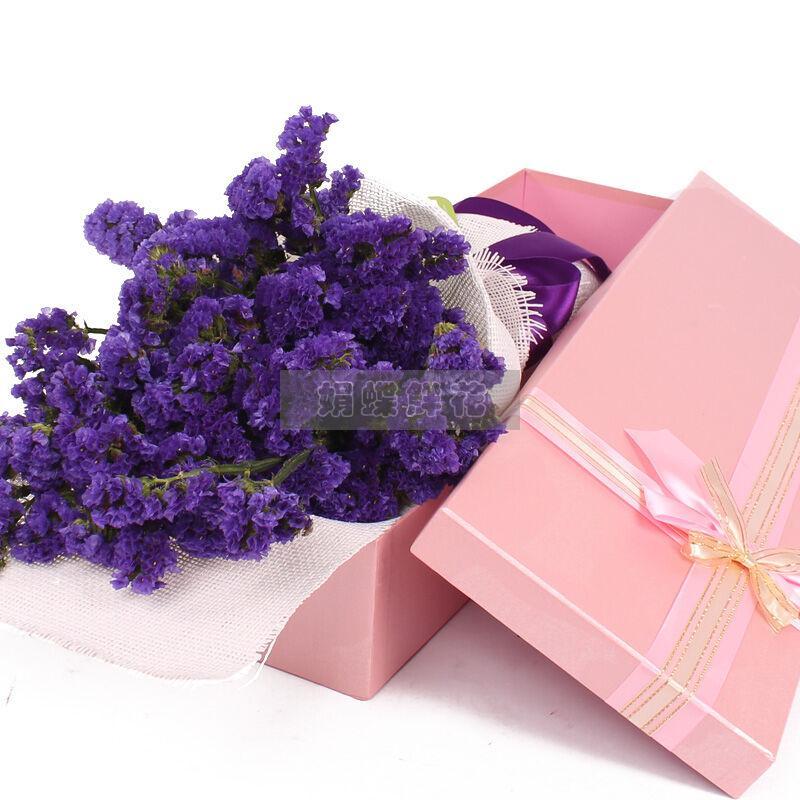 女友过生日送什么花