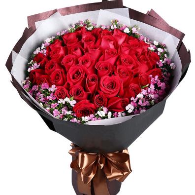 送花给女朋友送多少朵