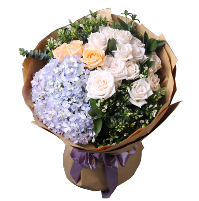 送女朋友鲜花多少朵合适