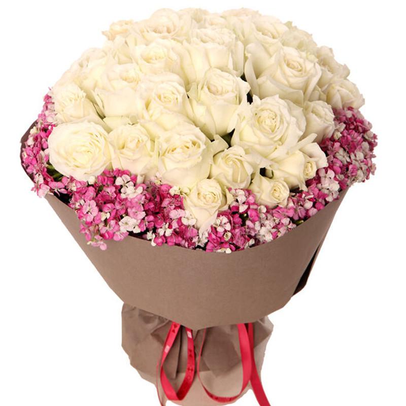 姐妹生日送什么花