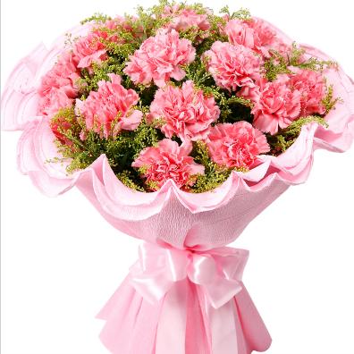 母亲节送什么花*适合