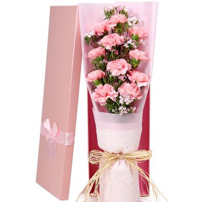 母亲节送521朵康乃馨
