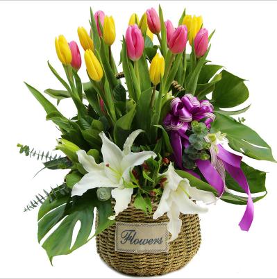 母亲节应该送什么鲜花