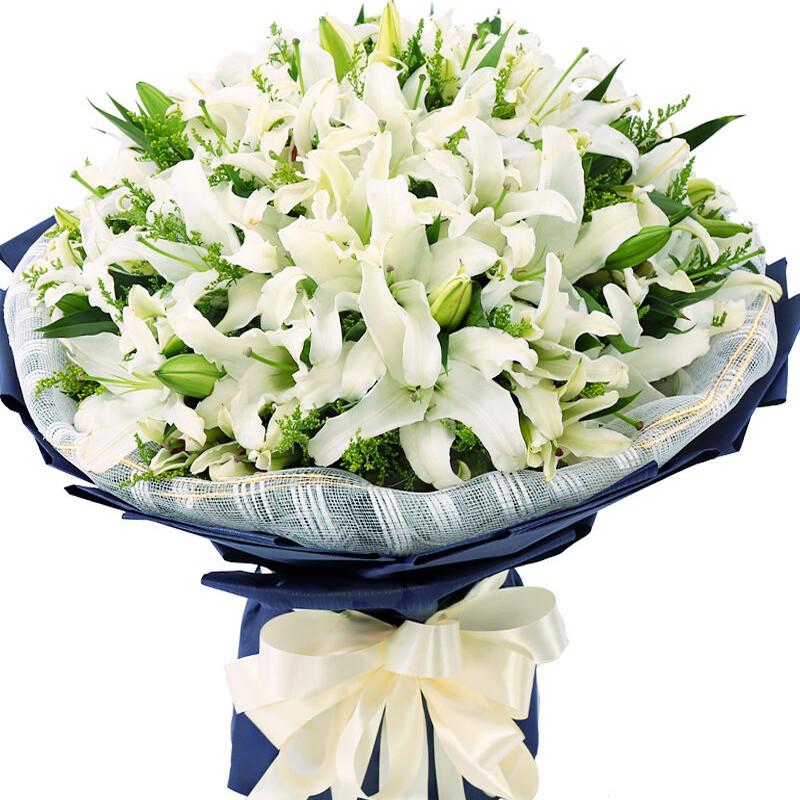 同学结婚送花