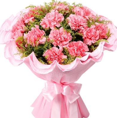 中老年过生日送什么花