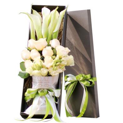 给晚辈送生日鲜花有什么花呀