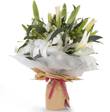 毕业典礼送什么花