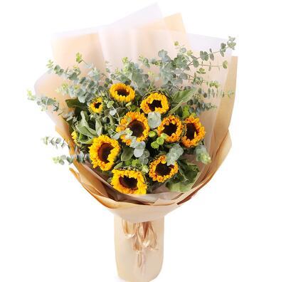 父母生日送什么花