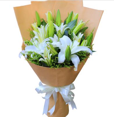 幼儿园毕业送老师什么鲜花