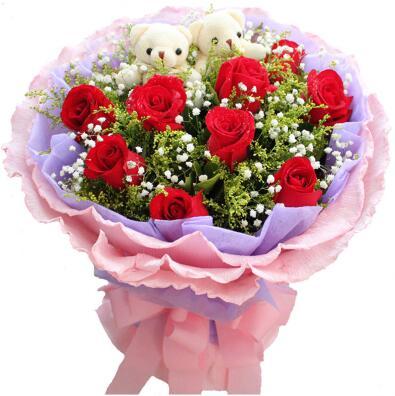 九年结婚纪念日送什么花