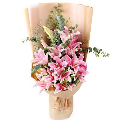 给长辈过生日送什么花