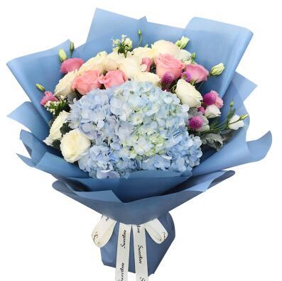 送女朋友鲜花