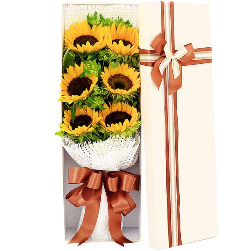 弟弟满18岁送什么鲜花比较好?