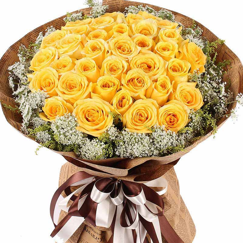 给女友道歉送什么鲜花?