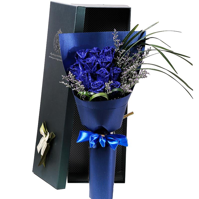 老公生日送什么鲜花好?