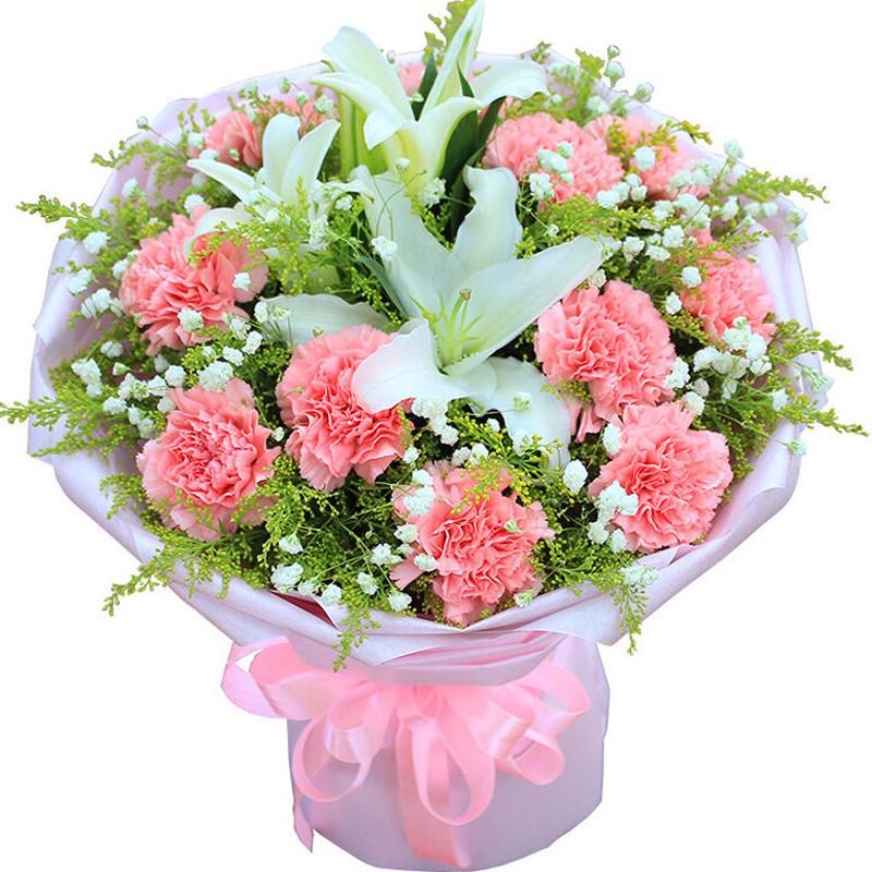 七夕节,不同的人送什么花?
