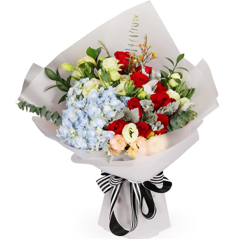 网上订花送花要提前多久?