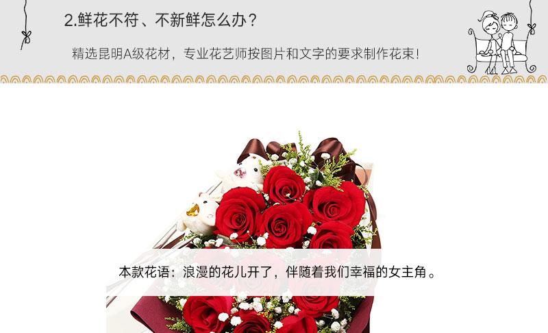 妻子过生日,丈夫应送什么鲜花