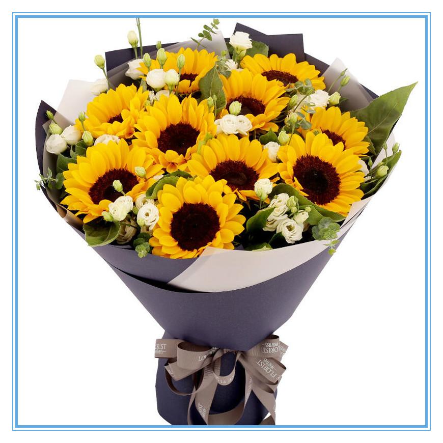 生日一般送什么花