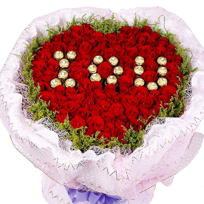 西安市情人节送鲜花去哪个网站购买