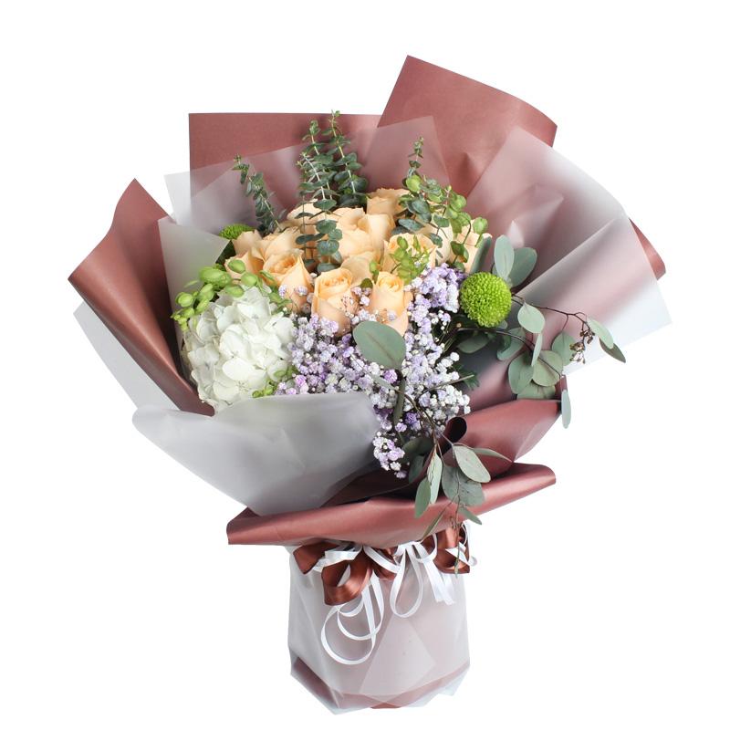 给异性好朋友赠送鲜花哪些好