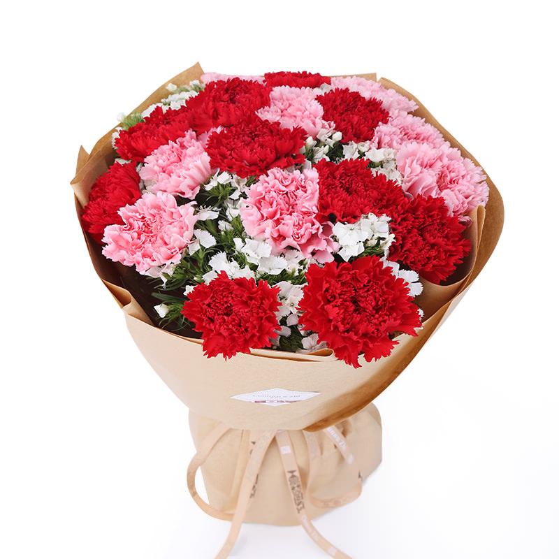 赠送老妈鲜花送多少枝最佳