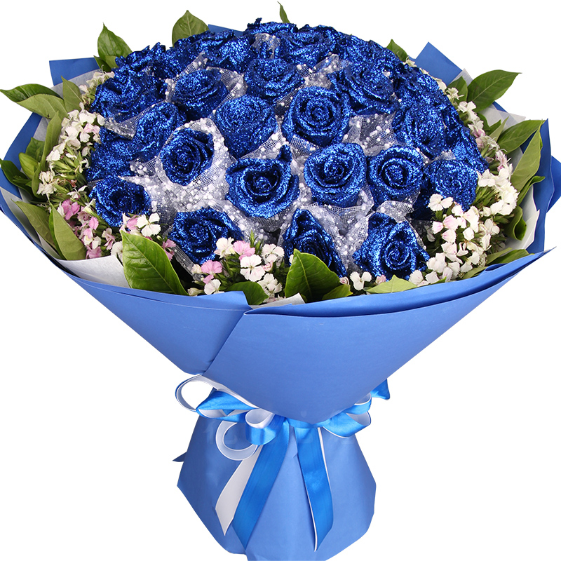 成都青羊区情人节送鲜花哪家好?