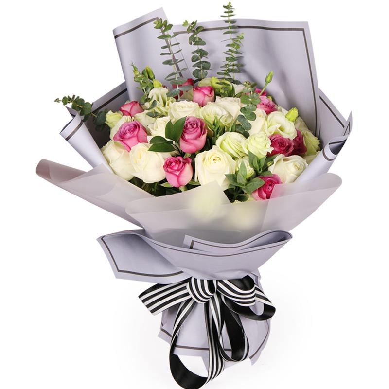 21朵白玫瑰的花语是什么意思?21朵玫瑰代表什么?