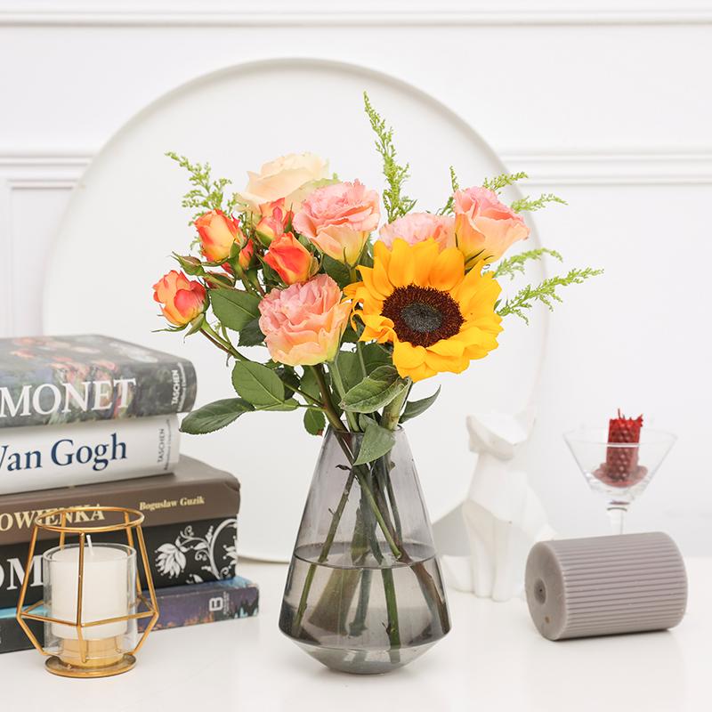家中如何摆放鲜花让家人带来好运