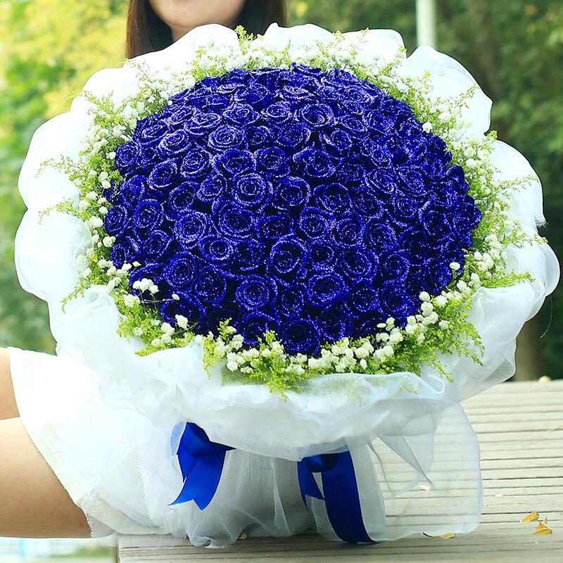 七夕送不同颜色的花代表什么意思