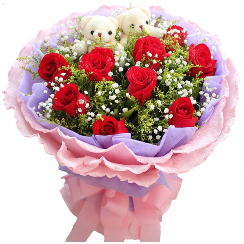 广州市越秀区花店分享选对礼物 下个七夕不再一个人过