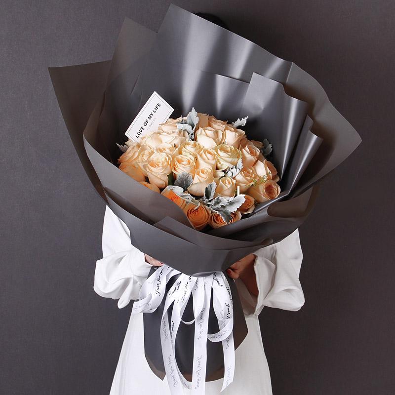延边鲜花店支持网上订花吗?