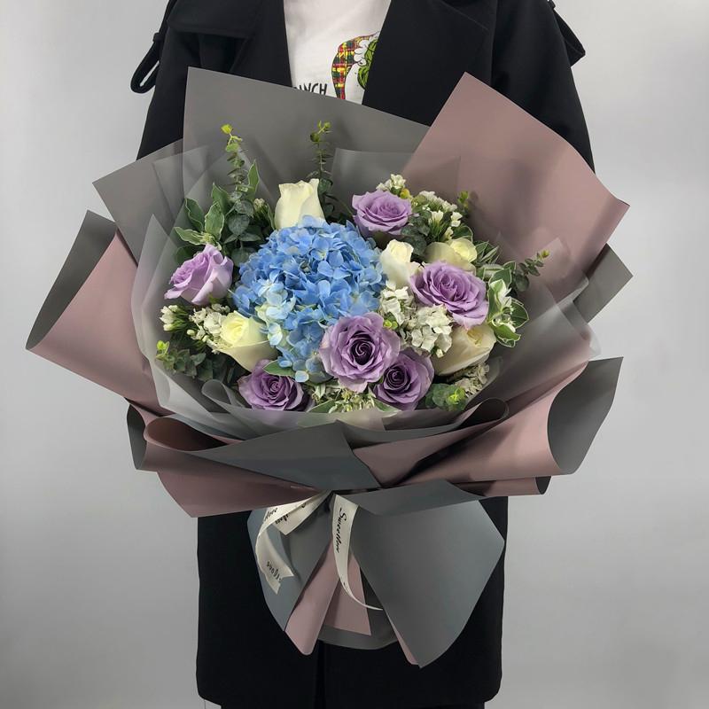 网上订花什么时候送花*好