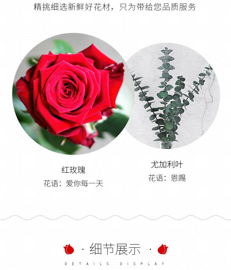 异地怎么给女朋友送花
