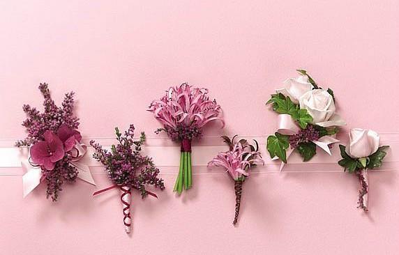 一场婚庆礼仪得准备几种鲜花礼仪?