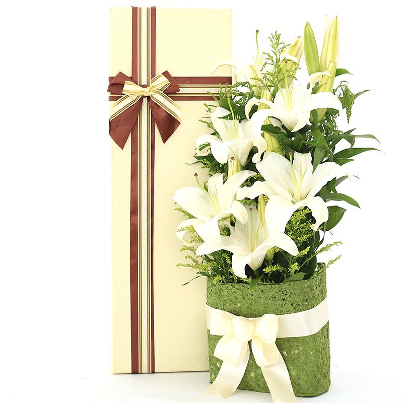 中秋节送花可以送些什么呢?