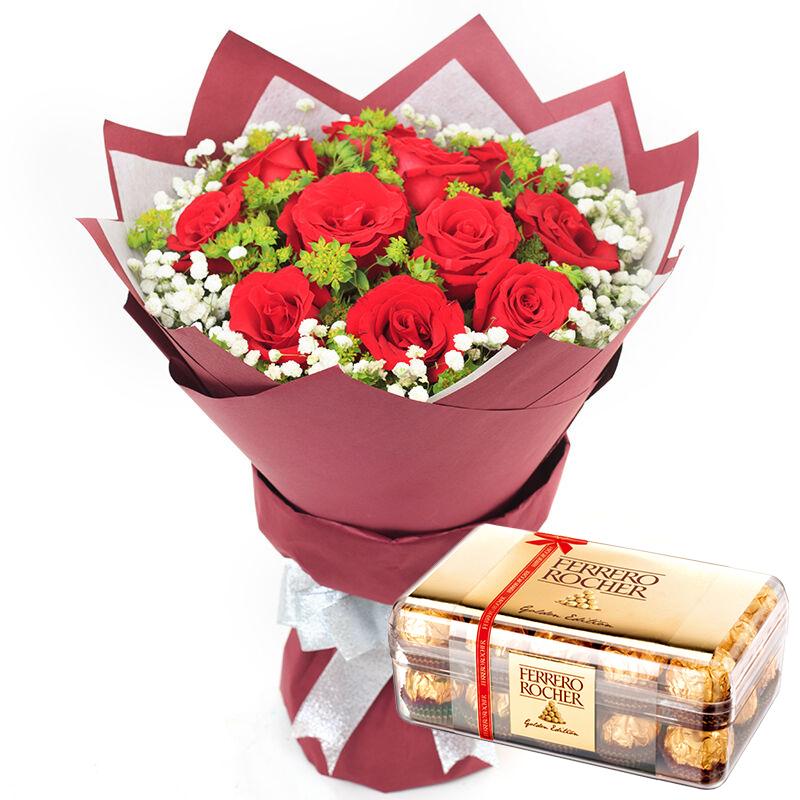 同学生日送花送什么_同学过生日送什么花比较好