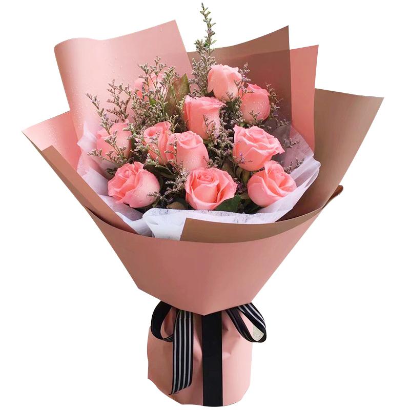 鲜花店送花
