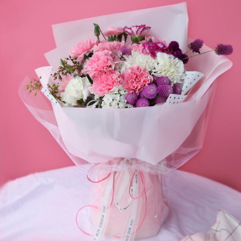 看病人送什么鲜花好_爷爷生病住院了送什么花?