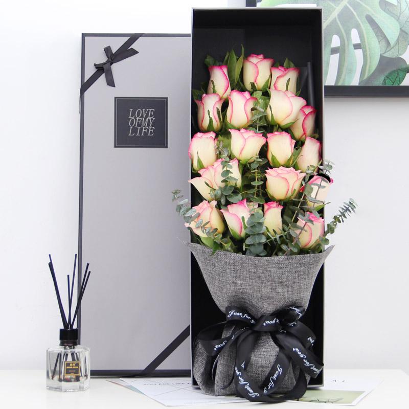 生日送花:对象姐姐过生日送什么花?