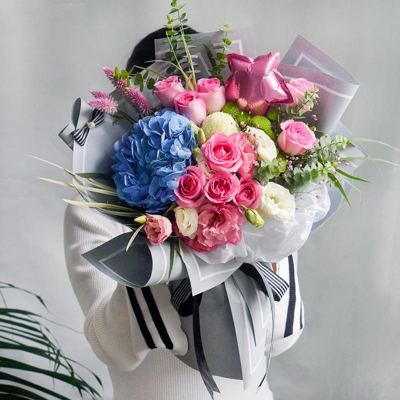 好朋友过生日该送什么花?好友生日送花这样选择就对了
