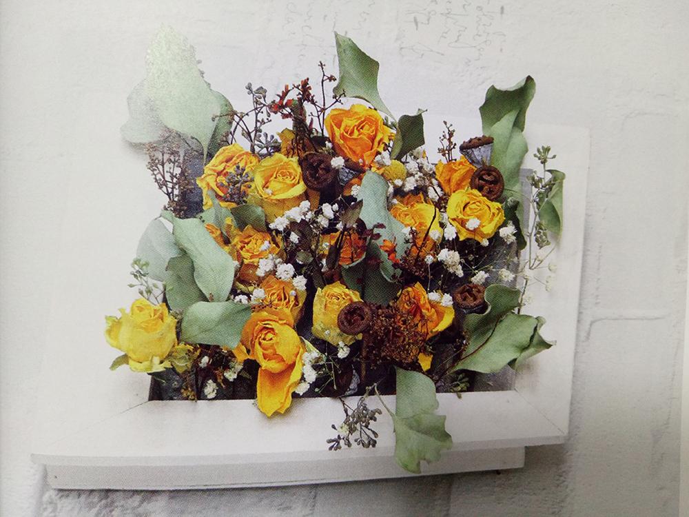 干燥花饰如何选择花器?
