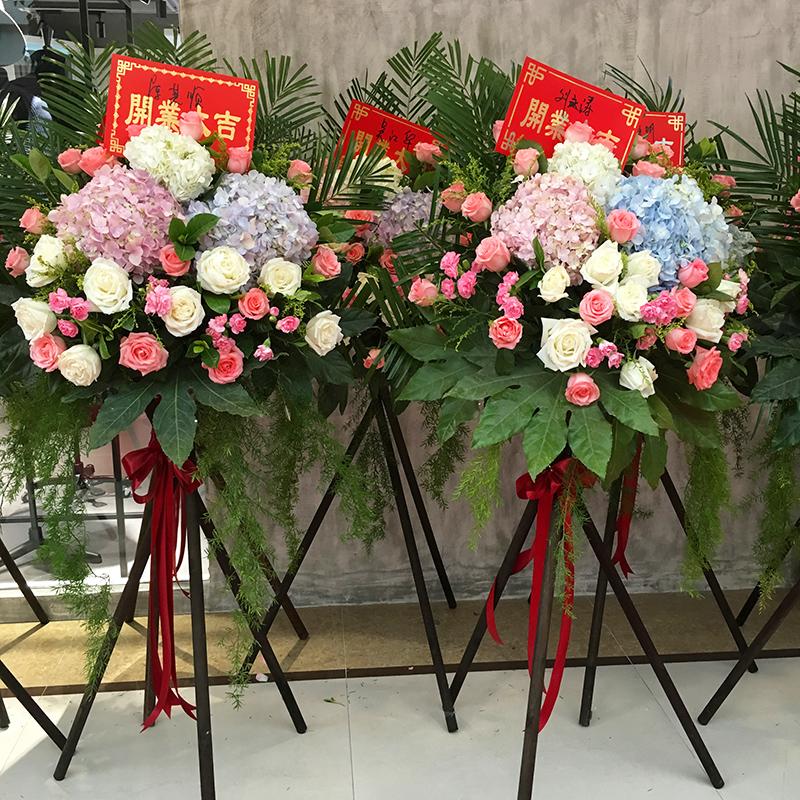 店铺开业可以送花束么_新店开业送什么花?