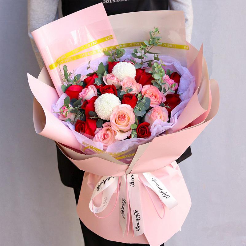 【纪念日送花】结婚纪念日送什么花_适合结婚纪念日送的花?