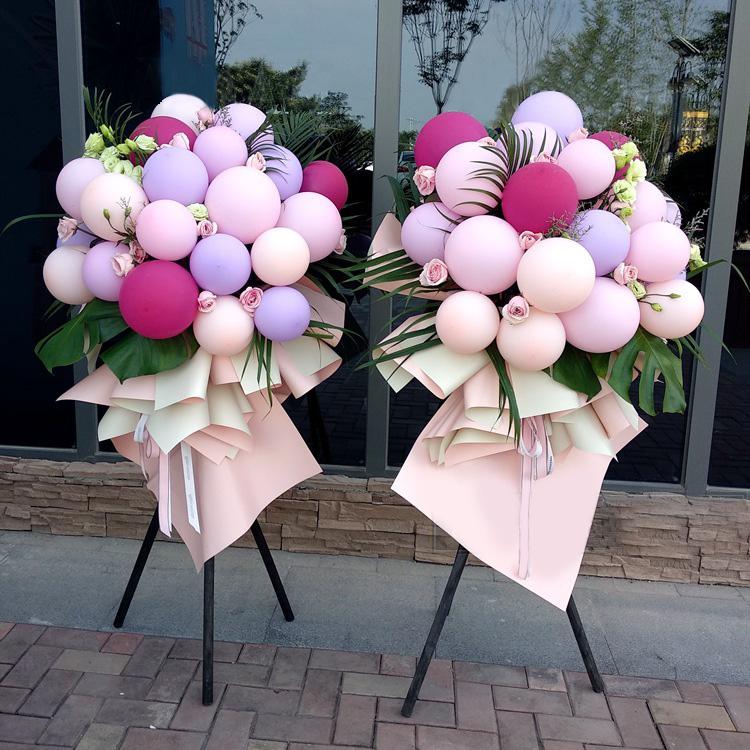 闺蜜开业送什么花呢_闺蜜开业送花篮还是花束呢
