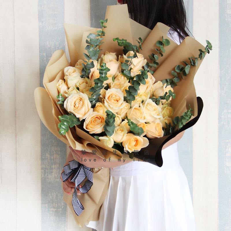 朋友结婚送什么花_朋友结婚送花几朵合适?结婚送花就在娟蝶鲜花