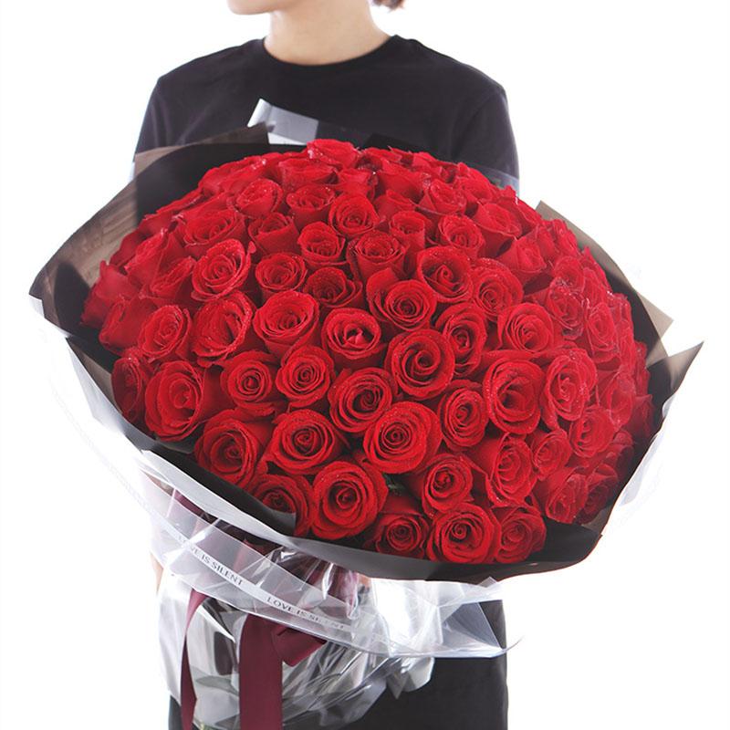 求婚送花多少朵能让她说我愿意
